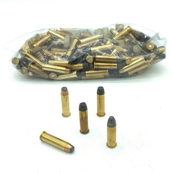 Assorted Loose 357 Mag Ammunition - 155 Rnds