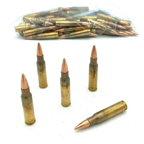 Loose Federal 7.62/ 308 Ammunition - 49 Rnds