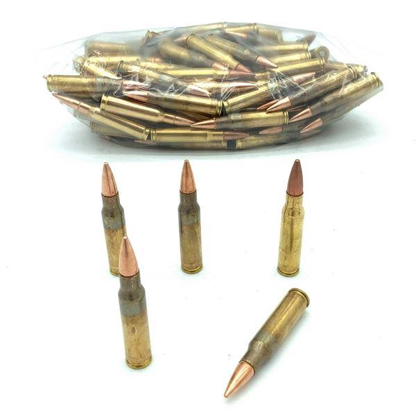 Assorted Loose 7.62/ 308 Ammunition - 123 Rnds