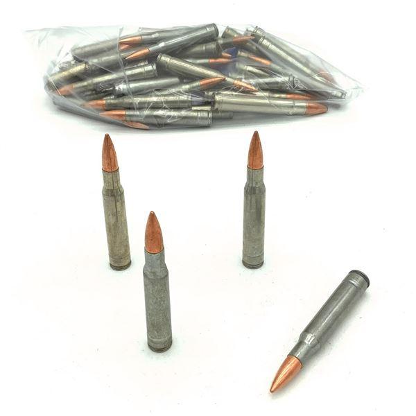 Assorted Loose 30-06 Spring Ammunition - 41 Rnds