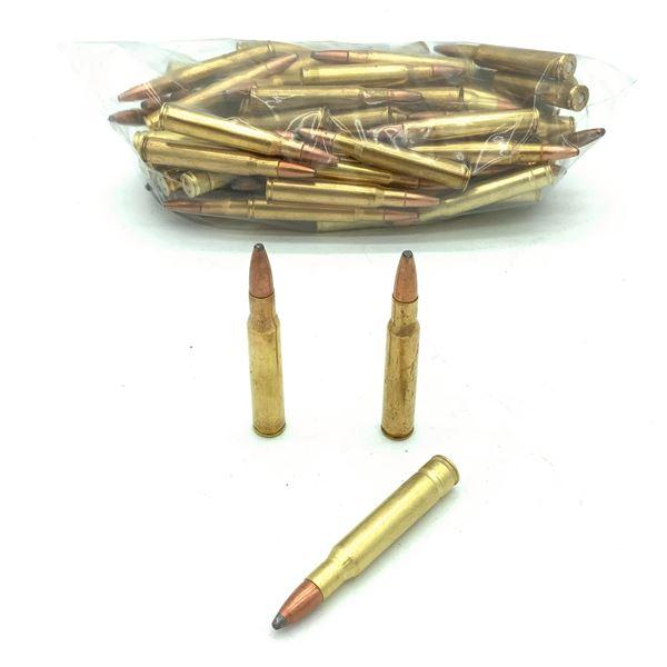 Assorted Loose 30 - 06 SPRG Ammunition - 86 Rnds