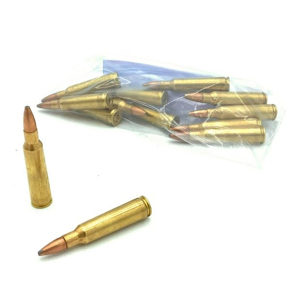Assorted Loose 250 Savage Ammunition - 13 Rnds