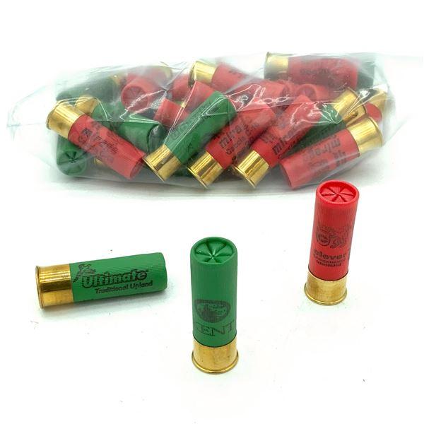 Assorted Loose 16 Ga Ammunition - 27 Rnds