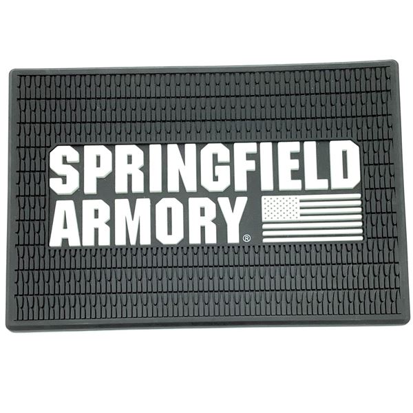 "Springfield Armory Counter Mat 13.5"" x 10"""