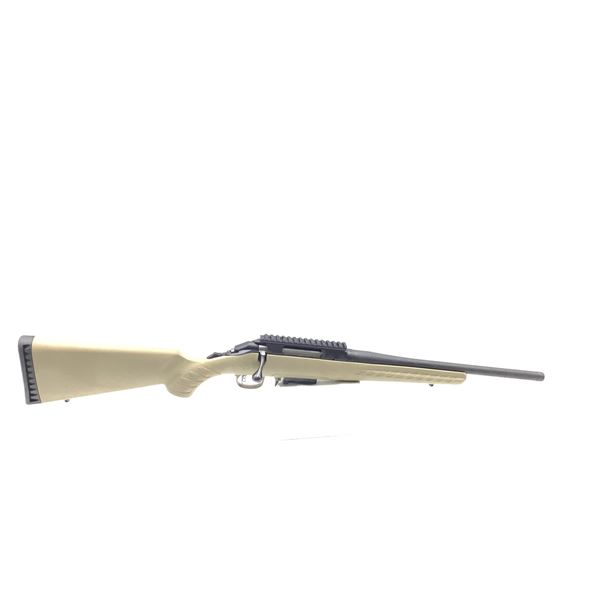 Ruger American, Bolt Action Rifle, 7.62x39, Demo