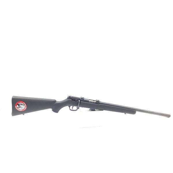 Savage MKII 22lr Bolt Action Rifle, Demo