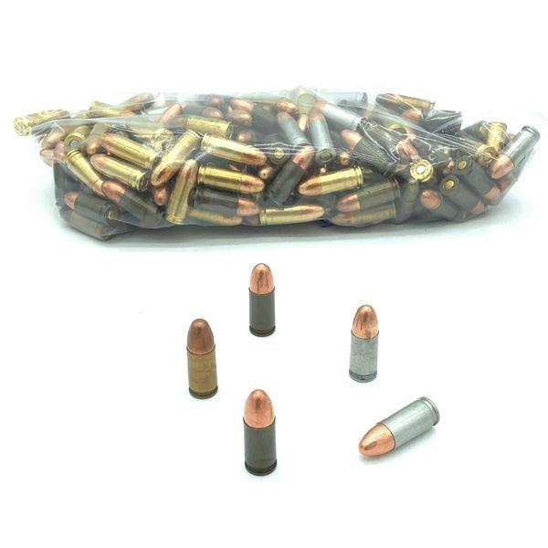 Assorted Loose 9mm Luger Ammunition - 209 Rnds