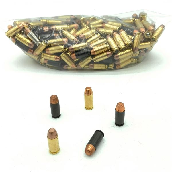 Assorted Loose 40 S& W Ammunition - 300 Rnds