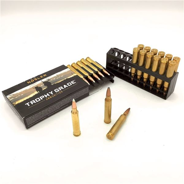 Assorted 300 Win Mag Ammunition - 34 Rnds