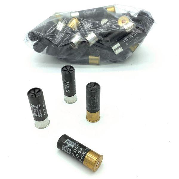 Assorted Loose 12 Ga Ammunition - 46 Rnds