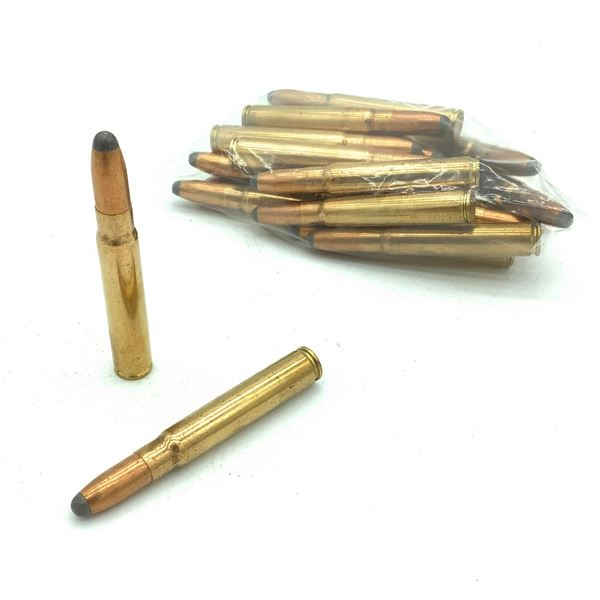 Assorted Loose 9.3 x 62 Ammunition - 20 Rnds