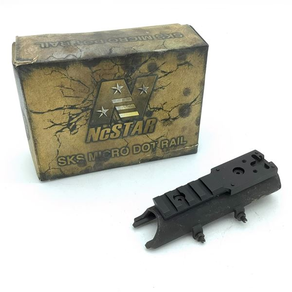 NcStar SKS Receiver Cover Mount, New