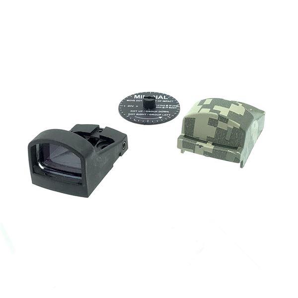Shield Sights Mini Red Dot Sight, GS MOA, New