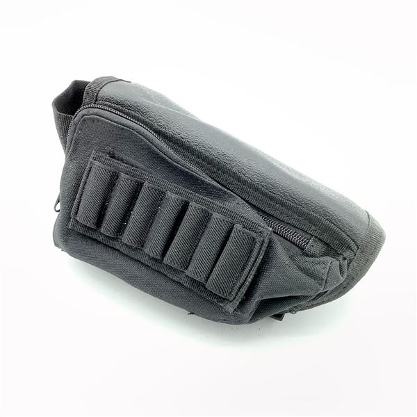 Buttstock Cheek Pad & Cartridge Carrier