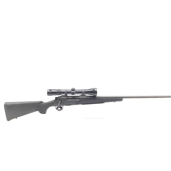 Remington 700, Bolt Action Rifle, 270win, with 3-9x40 Bushnell Scope, Used