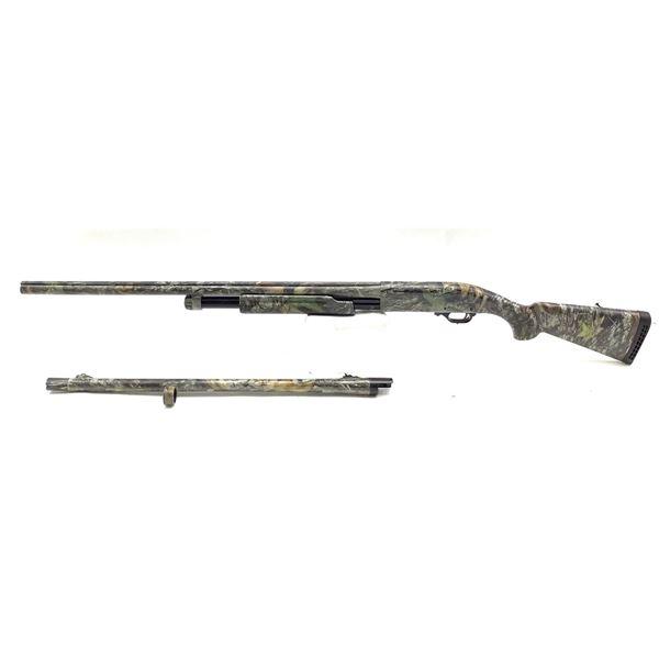 "Norinco HP9 Pump Action Shotgun, 2 barrel combo, 12ga, 3"", Used"