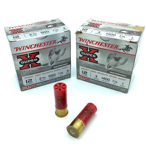 Winchester Super X 12ga Ammunition - 40 Rnds