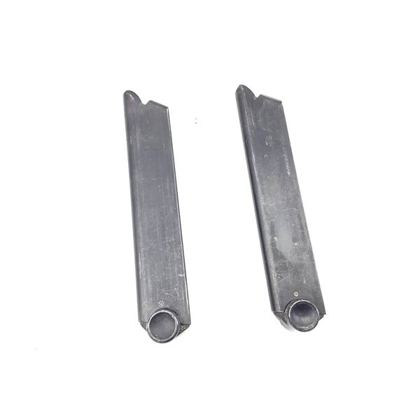 Two Erma Luger, 22lr, Magazines