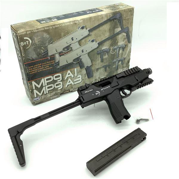 MP9 Airsoft Gun 6mm BB Cal with 1 Magazine