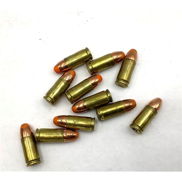 9mm Training Rounds