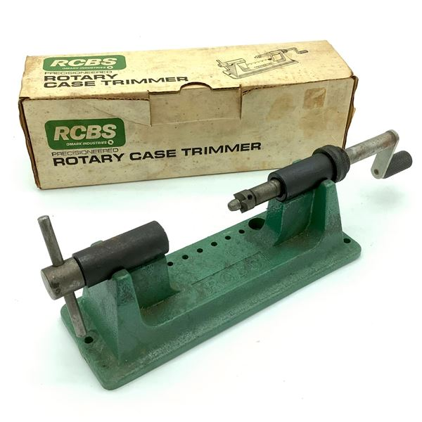 RCBS Rotary Case Trimmer