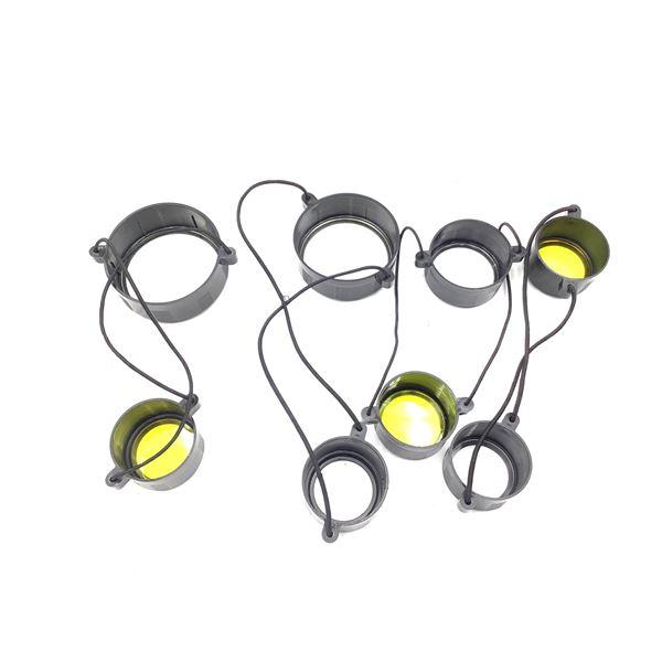Assorted Scope Lens Caps