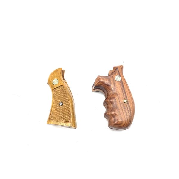 Smith & Wesson Wood Grips