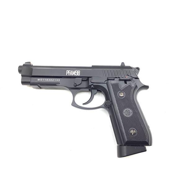 "Crossman ""PFAM98"" CO2 BB Pistol, Airgun"