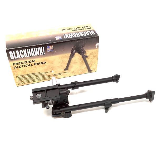 "BlackHawk! Precision Tactical Bipod, 7-10"" for Picatinny Rail, Blk, Display Model"
