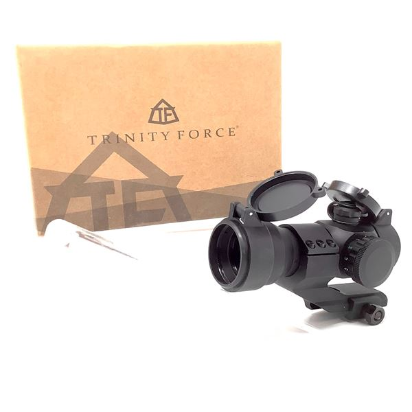Trinity Force Optic with Weaver Mount, New