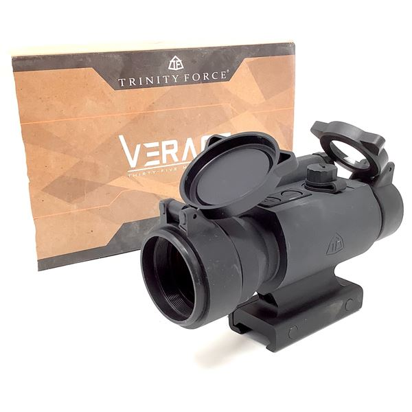 Trinity Force Verace Optic 35 mm Red Dot with Weaver Mount, New