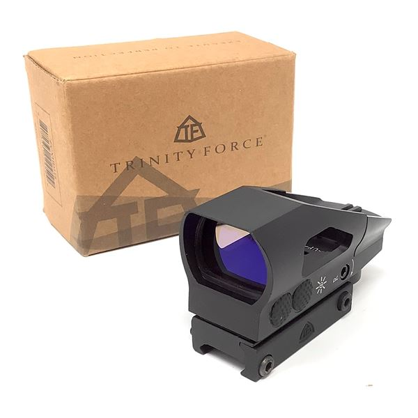 Trinity Force Red Dot Optic with Weaver Mount, New