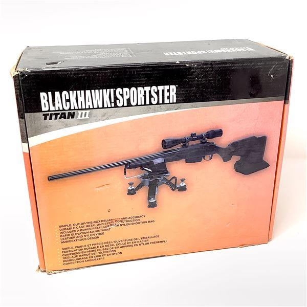 BlackHawk! Sportster Titan III Shooting Rest, Display Model