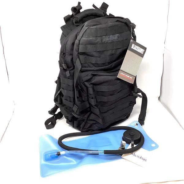 BlackHawk! Hydrastorm Strike Cyclone 100 Oz Backpack, New