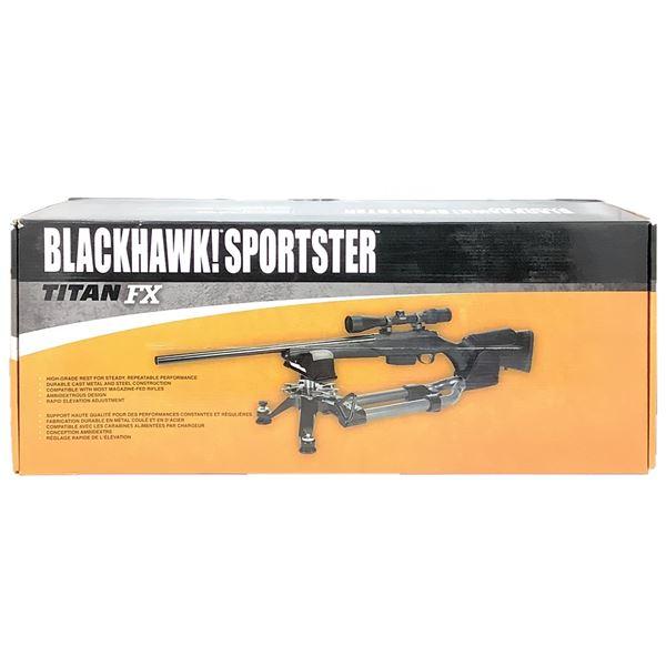 BlackHawk! Sportster Titan FX Shooting Rest, New