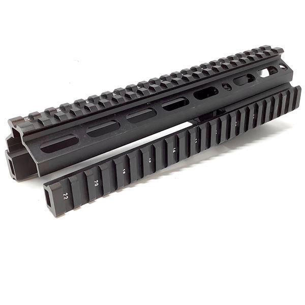 "AR15 9"" Handguard, Black, New"
