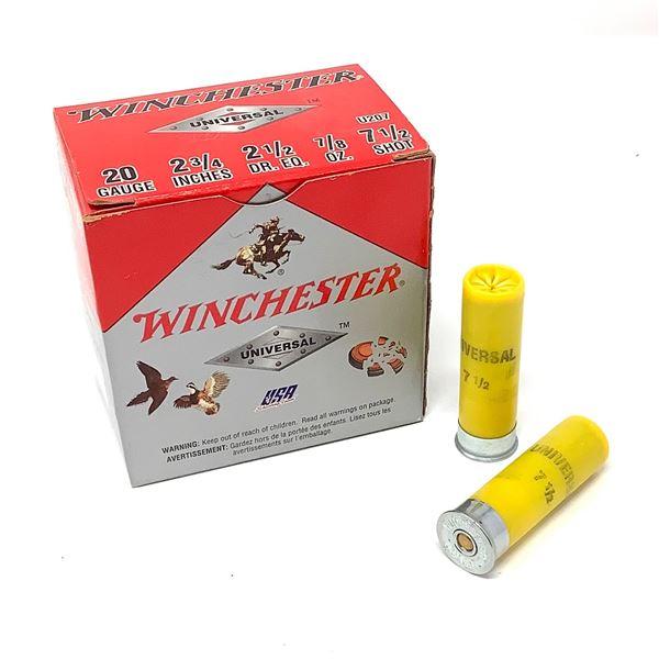 Winchester 20ga