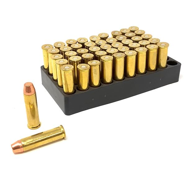 Wolf Bullets 357 Mag Ammunition, 47 Rounds