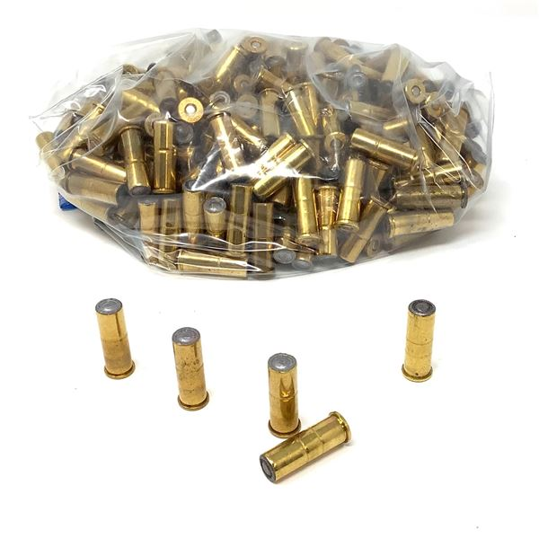 Assorted, Loose 38 Special Wad Cutter Ammunition - 310 Rnds