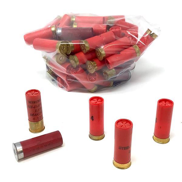 Loose Assorted 12 Ga 2 3/4 Ammunition - 88 Rounds