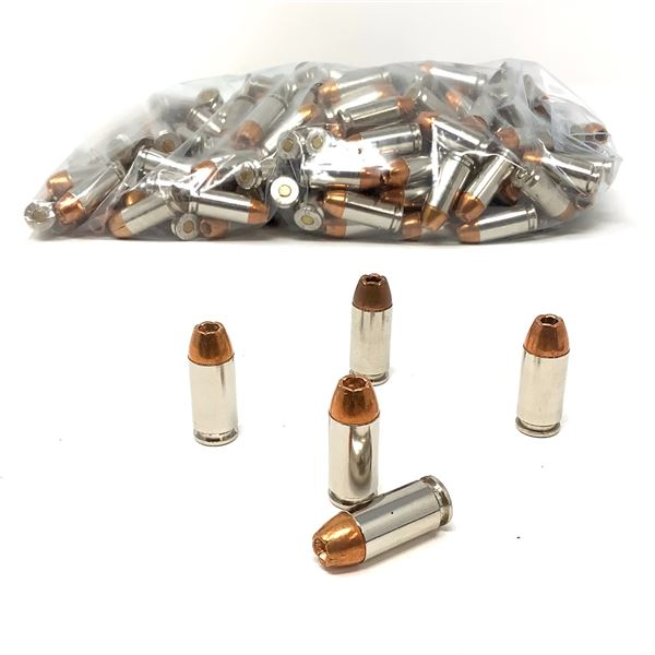 Loose Winchester SXT 40 S & W JHP Ammunition - 180 Rounds