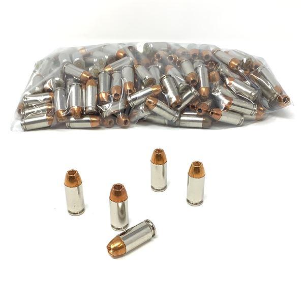 Loose Winchester SXT 40 S & W JHP Ammunition - 191 Rounds