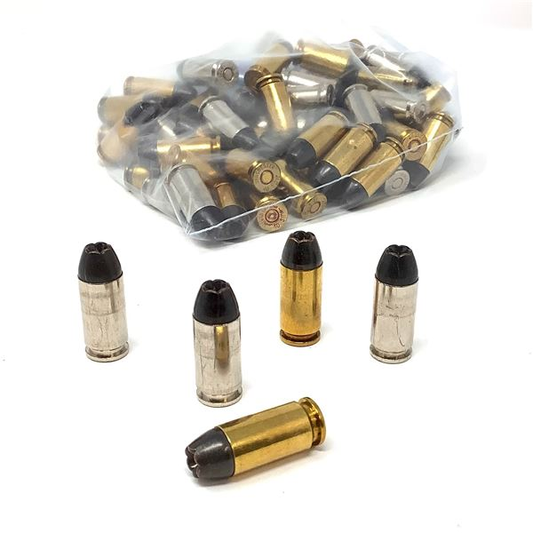 Loose Winchester SXT 40 S & W JHP Ammunition - 64 Rounds