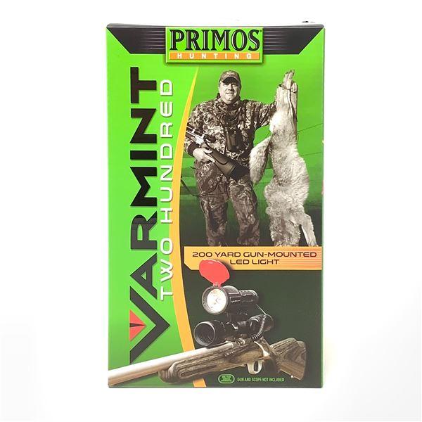 Primos Varmint 200 Gun Mounted Light, New