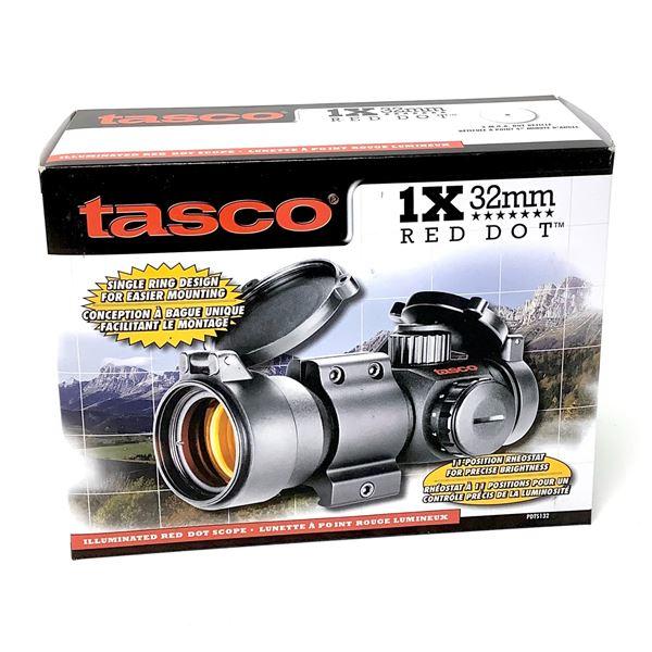 Tasco 1-32 Red Dot Optic, New