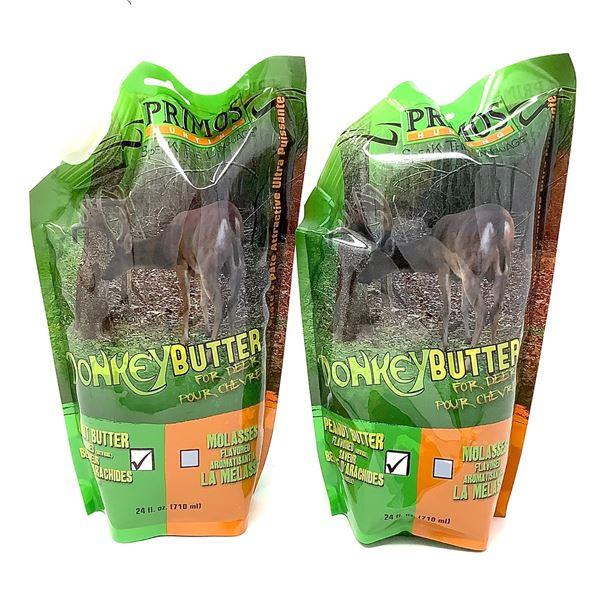 Primos Donkey Butter, 24 Fl Oz X 2, New