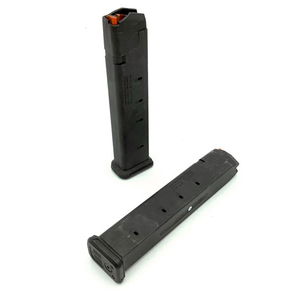 PMAG 27 Round Mag, Pinned at 10 Rounds - Glock 9mm