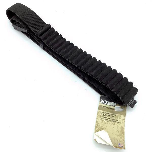 Blackhawk Rifle Cartridge Belt, New