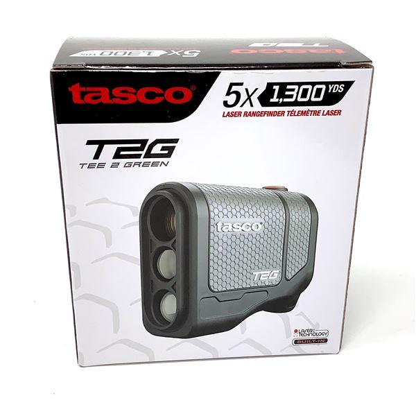 Tasco TG2 5 X 1300 Yard Lazer Range Finder, New