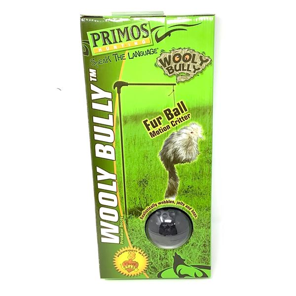 Primos Wooly Bully Decoy, New